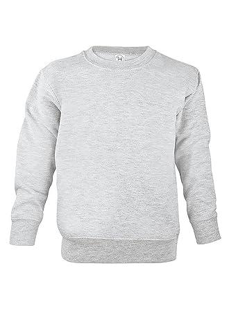 Amazon.com: Rabbit Skins Little Kids Toddler Sweatshirt: Clothing