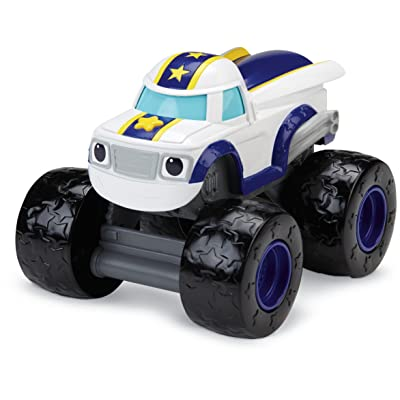 Fisher-Price Nickelodeon Blaze & the Monster Machines, Talking Darington: Toys & Games