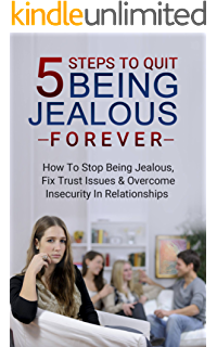 Books on jealousy in relationships