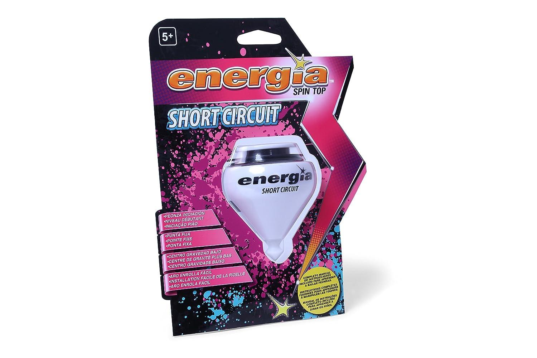 Energía - Short-Circuit, Color Negro (Chicos 89010): Amazon.es: Juguetes y juegos