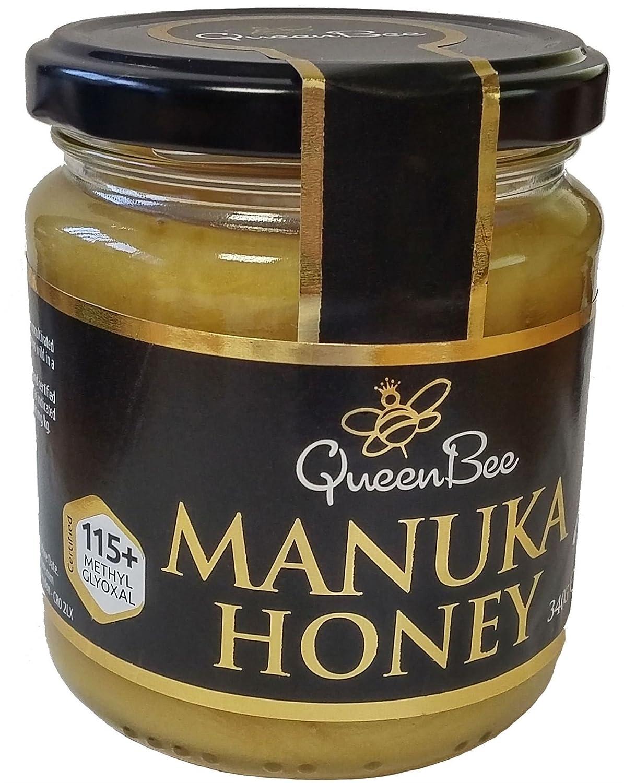 miel de manuka 25+ queen bee