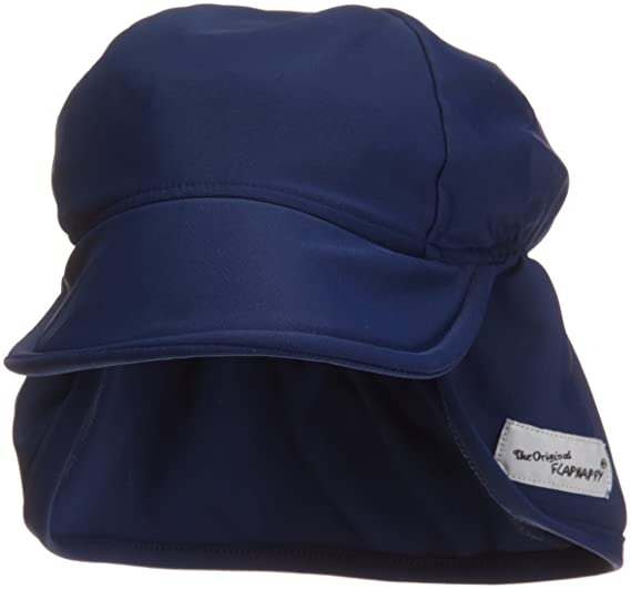 Amazon.com  UPF 50+ Swim Flap Hat  818b92004a11