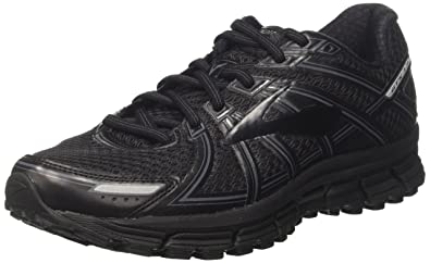 4440f7f7b3 Image Unavailable. Image not available for. Color: Brooks Women's Adrenaline  GTS 17 Black/Anthracite 7 ...