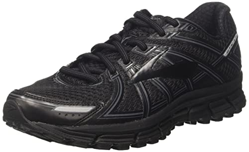 2c111bd30a Brooks Adrenaline GTS 17 Black/Anthracite Women's Running Shoes: Amazon.in:  Shoes & Handbags