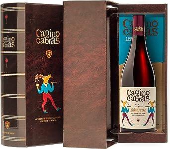 CAMINO DE CABRAS Estuche de vino - Mencía - vino tinto Crianza ...