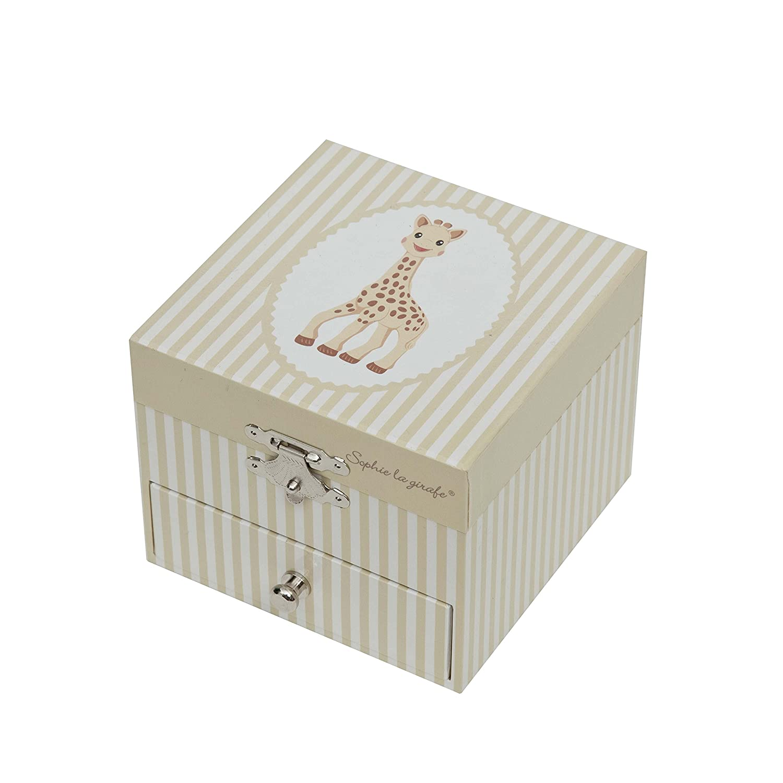 Trousselier - Sophie la Girafe - Petit Coffret Musical T20061 Boîte à musique
