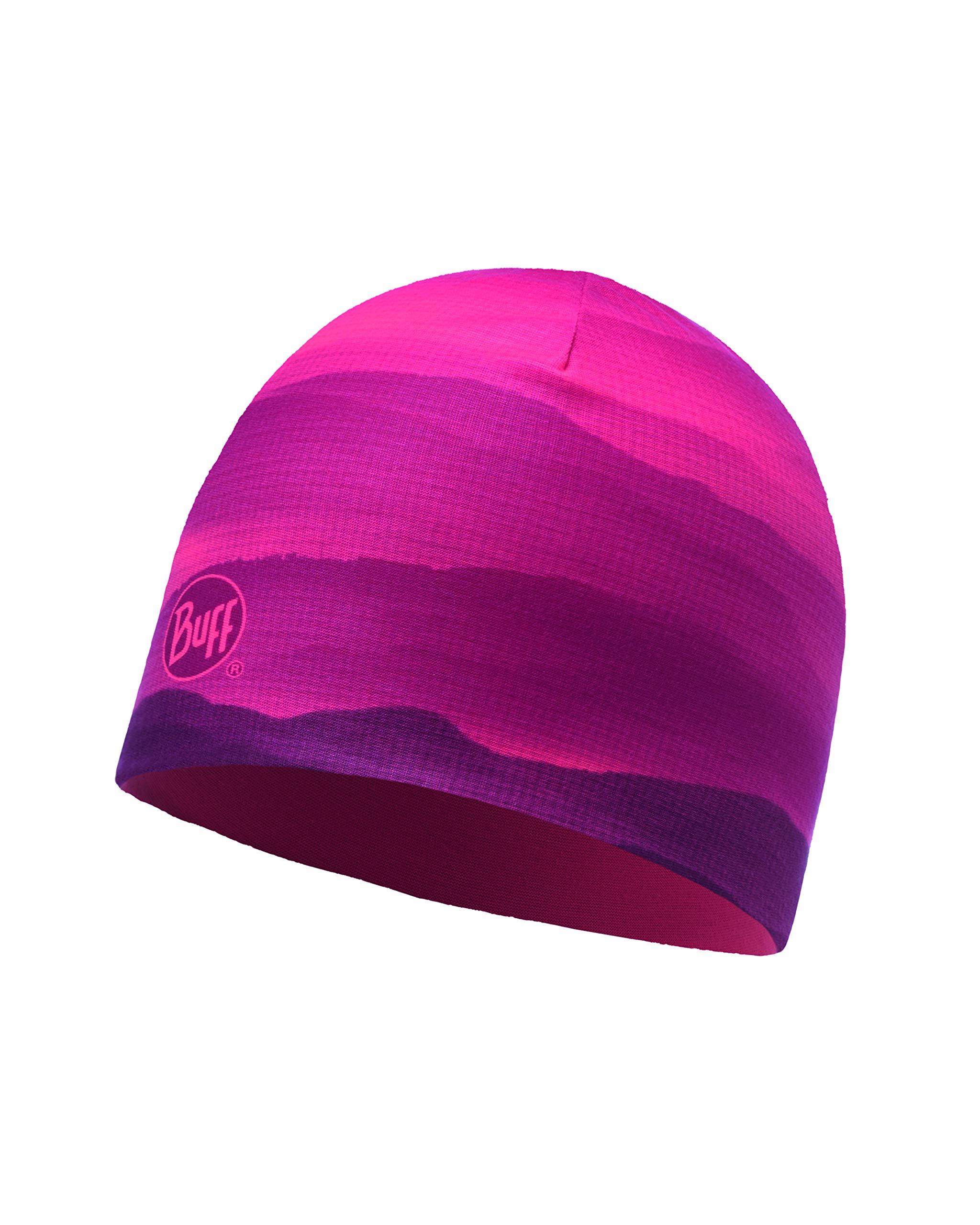 Buff Women's Soft Hills Microfiber Reversible Hat, Pink Fluor, Adult