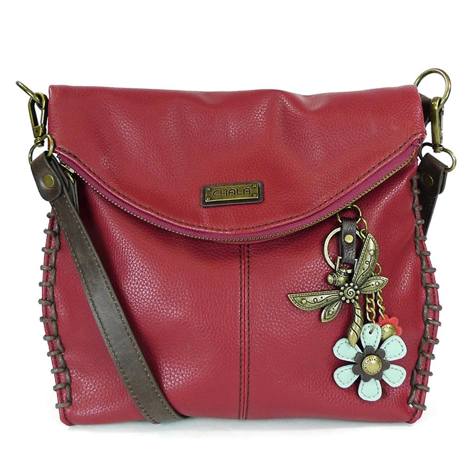 Charming Crossbody Dragonfly