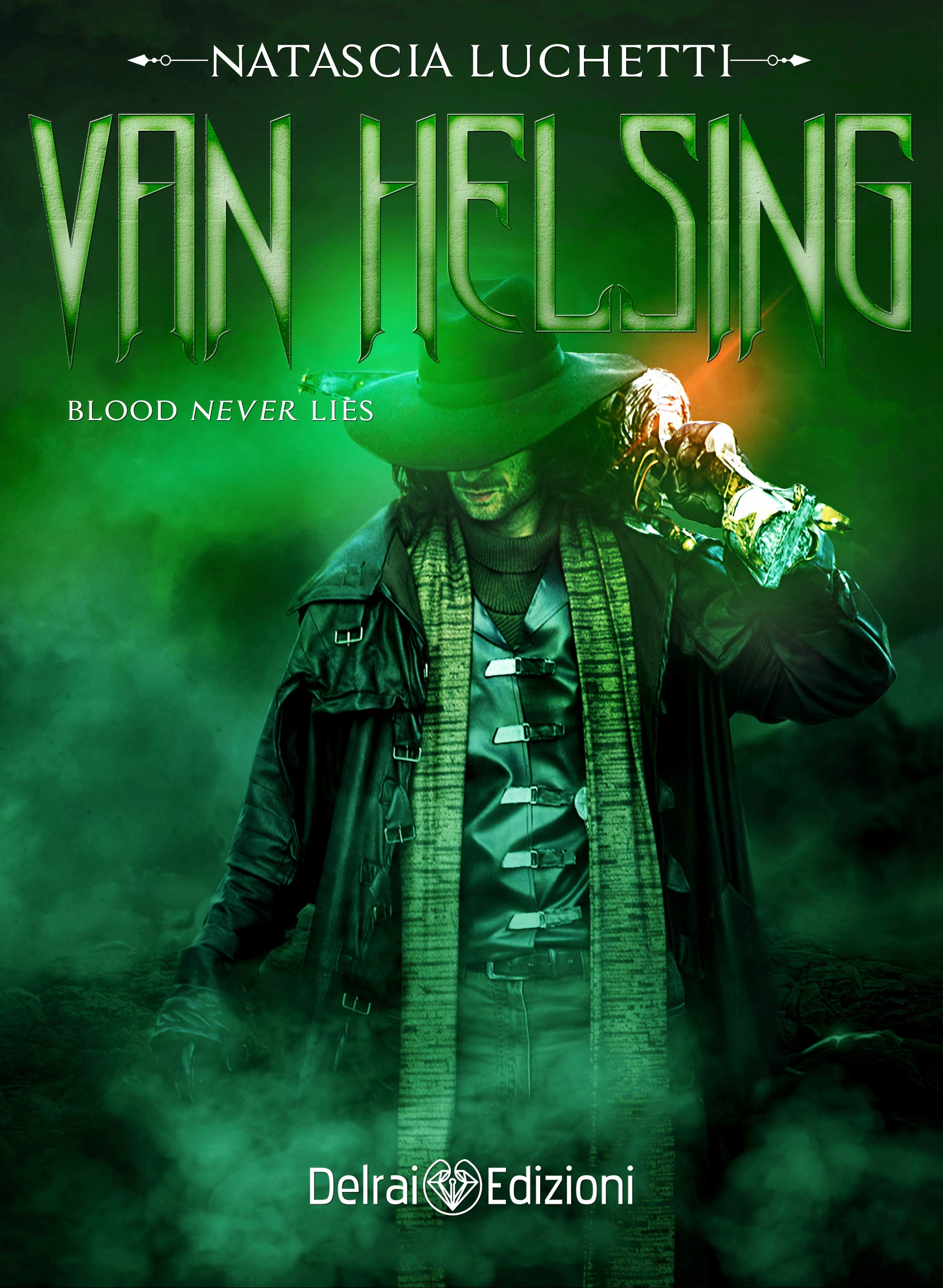 Amazon.it: Van Helsing. Blood never lies - Luchetti, Natascia - Libri