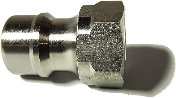 17 mm 19 mm für Motorsäge Ablänghilfe M10 mit SW 13 mm Adaptermutter M8