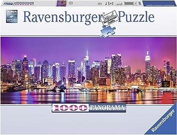 Ravensburger Manhattan Lights Panorama Puzzle (1000 Piece)