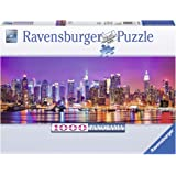 Ravensburger Manhattan Lights Puzzle 1000pc,Adult Puzzles