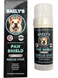 Baely's Paw Shield Rescue Stick | Easy to Apply Dog Paw Protection Wax | Natural Paw Protection for Hot, Cold, Rain and Snow | 2 oz Easy to Apply