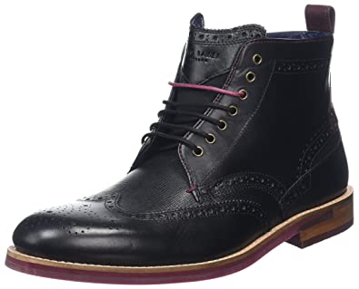 4057db208 Ted Baker Men Hjenno Classic Boots  Amazon.co.uk  Shoes   Bags