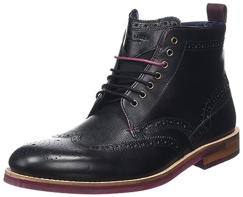 9f9ead801 Ted Baker Men Hjenno Classic Boots  Amazon.co.uk  Shoes   Bags