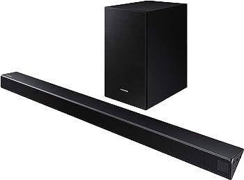 Samsung HW-R550 2.1-Channel Soundbar with Wireless Subwoofer