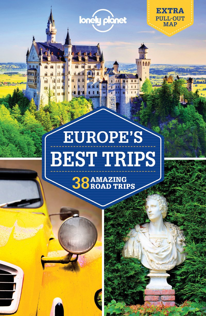 Lonely Planet Germany Austria /& Switzerlands Best Trips 1st Ed. 1st Edition