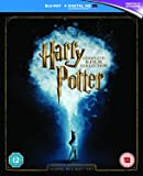 Harry Potter - Complete 8-Film Collection (2016 Edition) [Blu-ray + UV Copy] [Region Free]