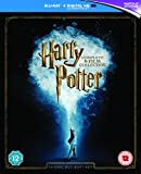 Harry Potter: The Complete 8-Film Collection (2016 Edition) [Blu-ray] [Region Free]