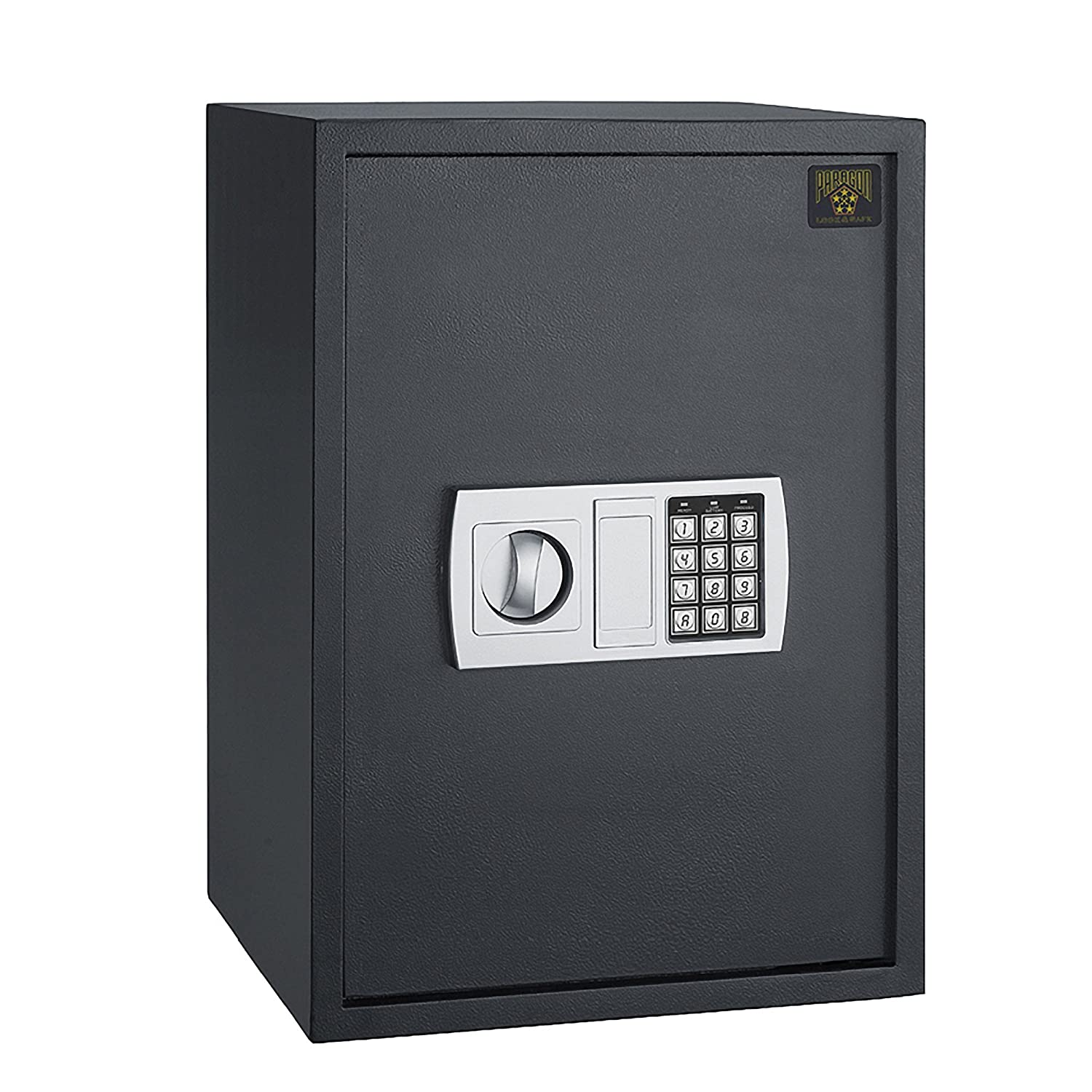 Image of Home Improvements 7775 1.8 CF Large Electronic Digital Safe Jewelry Home Secure-Paragon Lock & Safe