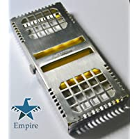 Empire's Premium - Casete de esterilización dental, bandeja