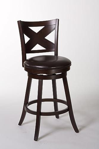 Hillsdale Furniture Ashbrooke Swivel Counter Stool