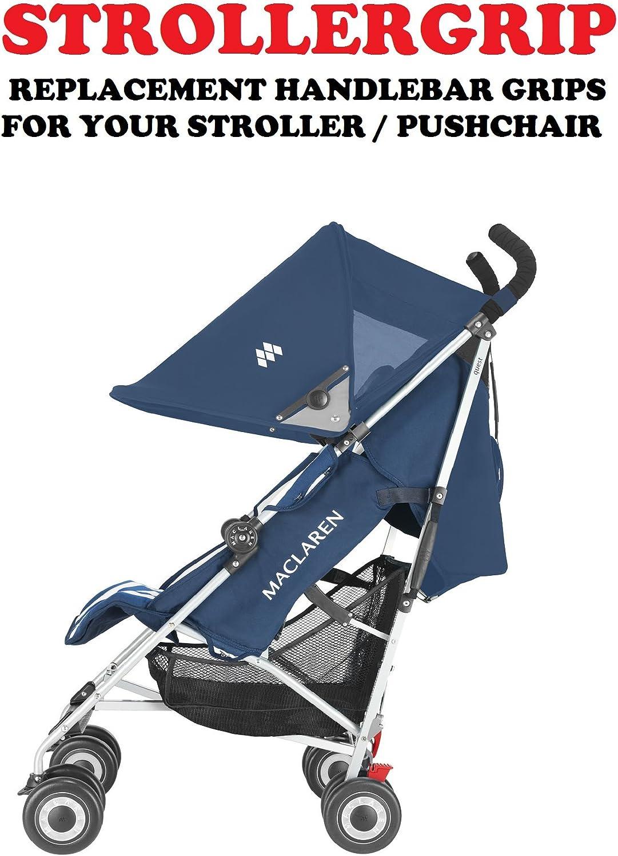 A Pair Of Replacement Genuine Maclaren Buggy Stroller Wheels