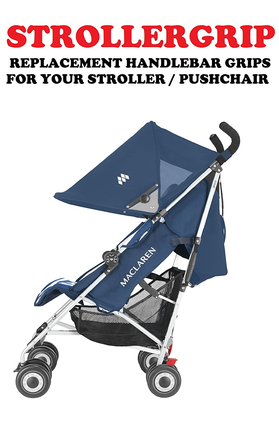 Stroller, Buggy , Pushchair, Replacement Handle, Grips SIZE-SMALL-Maclaren, chicco, Hauck, ana many more. BabyCenter G-1