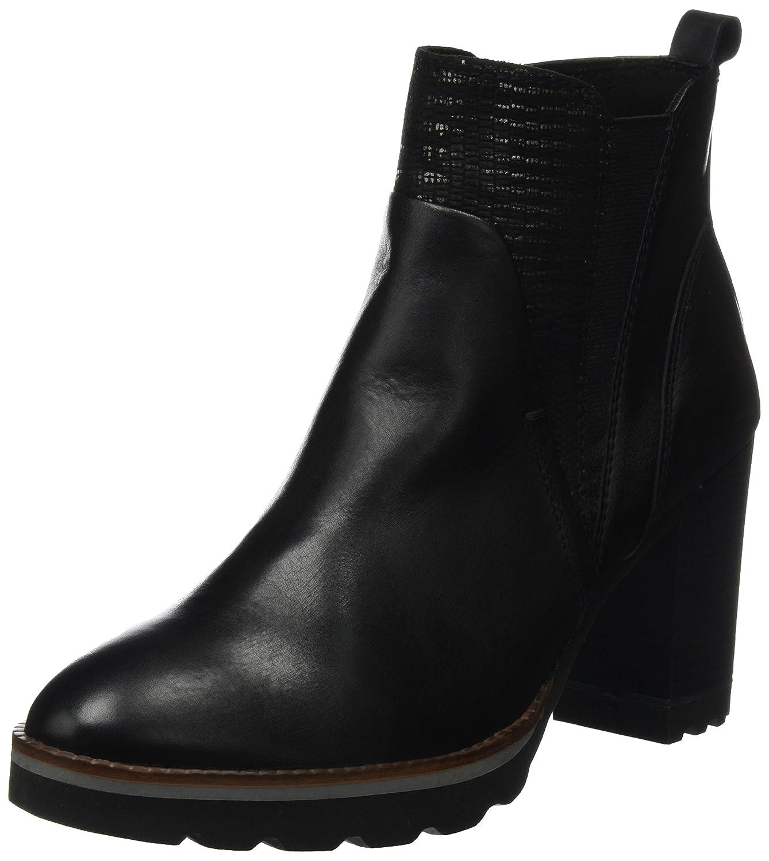 Tamaris Noir 25032, (Black Bottes Comb) Femme Noir (Black Comb) dda994c - automatisms.space