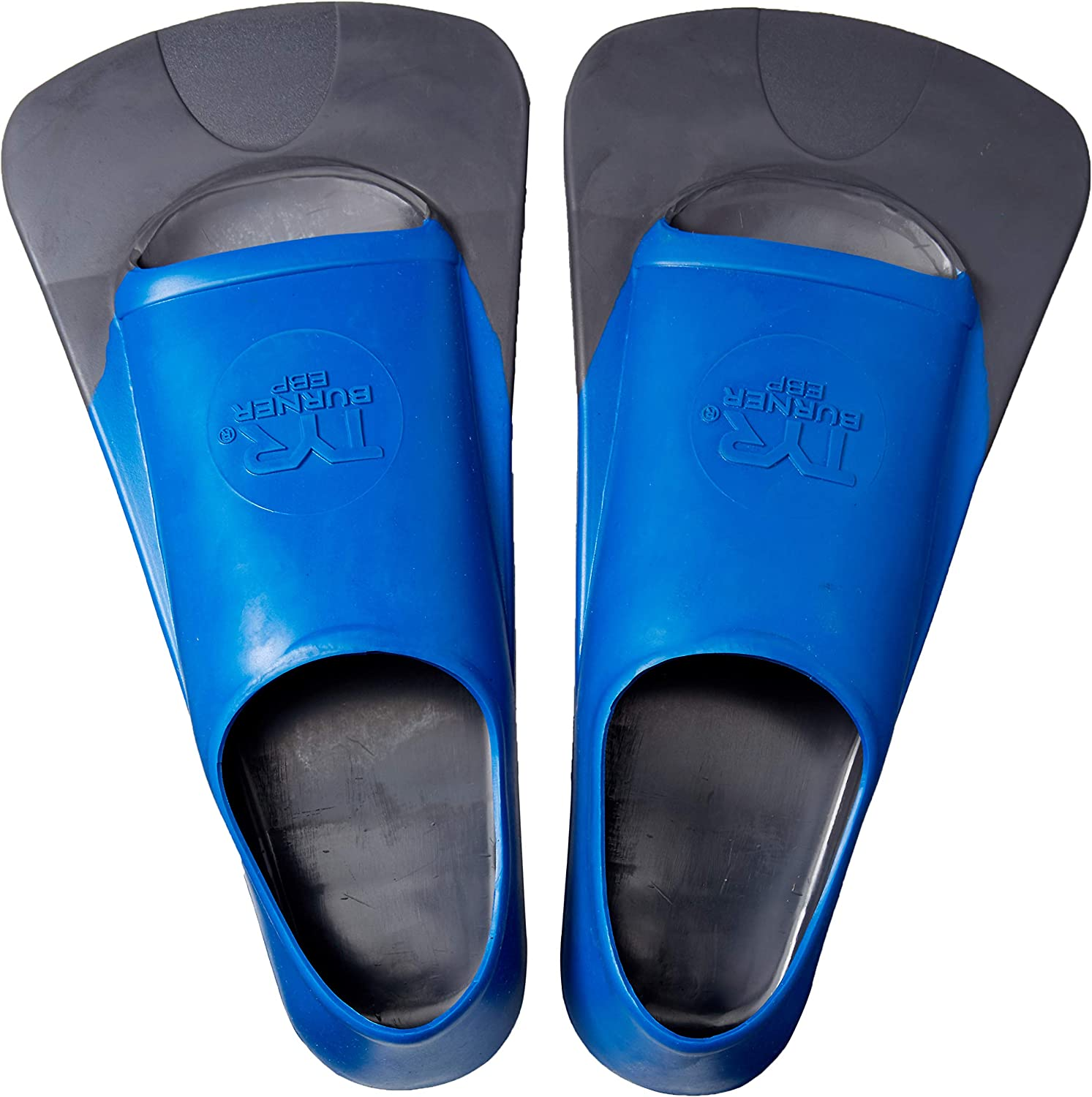 TYR Burner Swimming Flippers Size:42//44