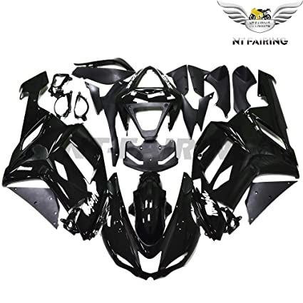 Amazon.com: NT FAIRING Fit for Kawasaki Ninja ZX6R 636 2007 ...