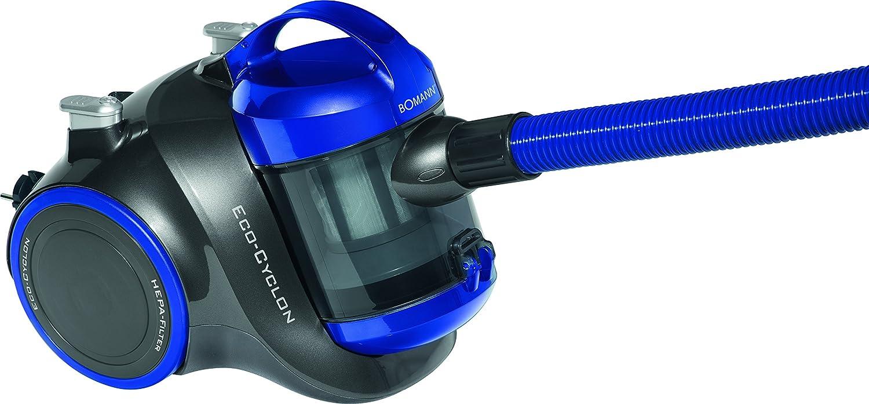 Bomann BS 9022 CB aspirador, 700 W, 83 Decibelios, Plástico, Azul: Amazon.es: Hogar