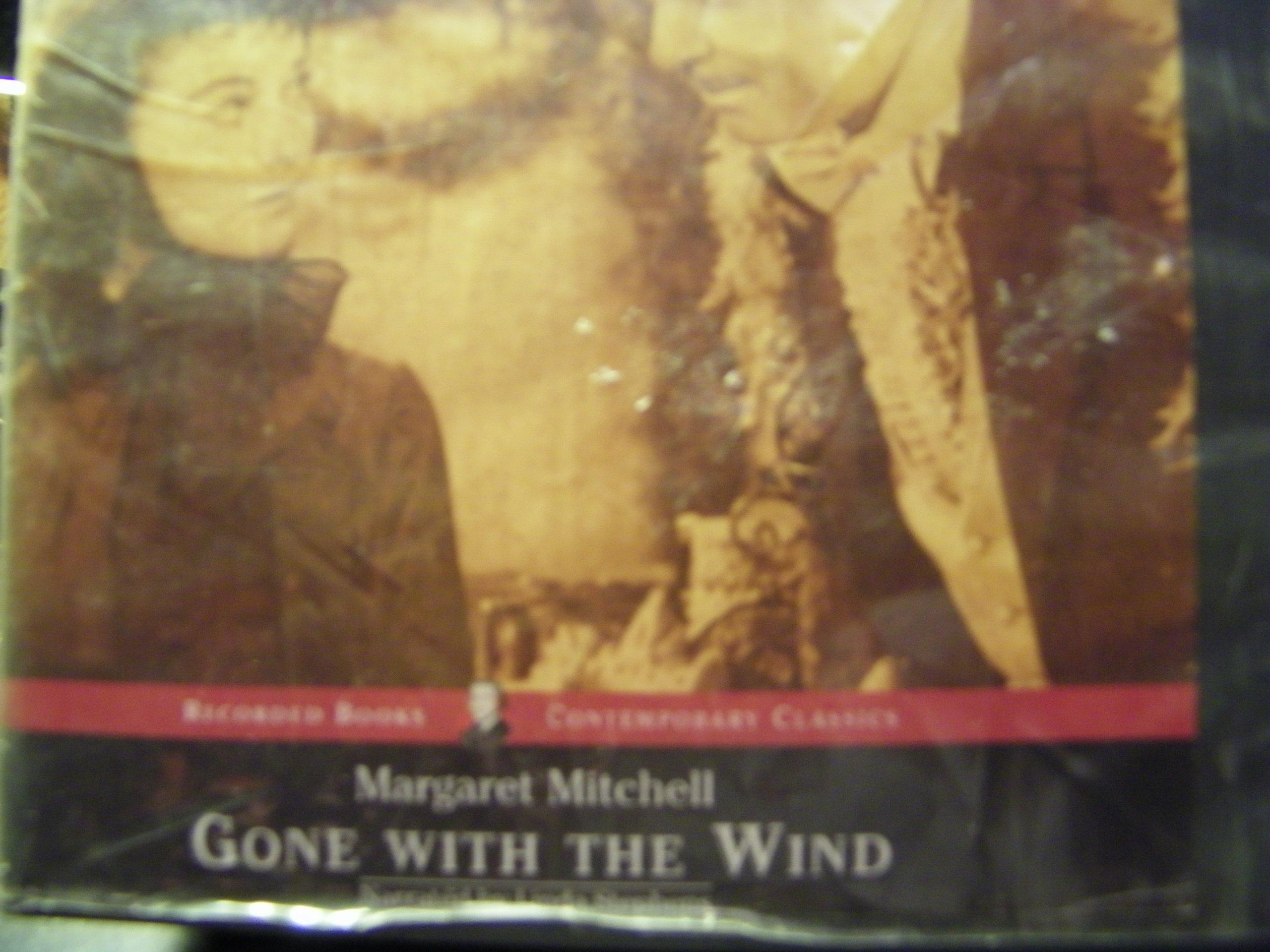 Gone With the Wind by Margaret Mitchell Unabridged CD Audiobook: Amazon.es: Margaret Mitchell: Libros