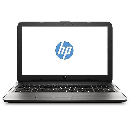 HP 17-y024ng (X5B55EA) 43,9 cm (17,3 Zoll / HD+) Laptop (AMD Quad-Core A6-7310 APU, 4 GB RAM, 1 TB HDD, Windows 10) grau