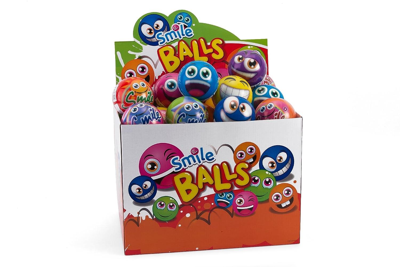 Globo Toys Globo 36730 - Pelotas de espuma de poliuretano de 76 mm, 9 unidades, varios colores: Amazon.es: Juguetes y juegos