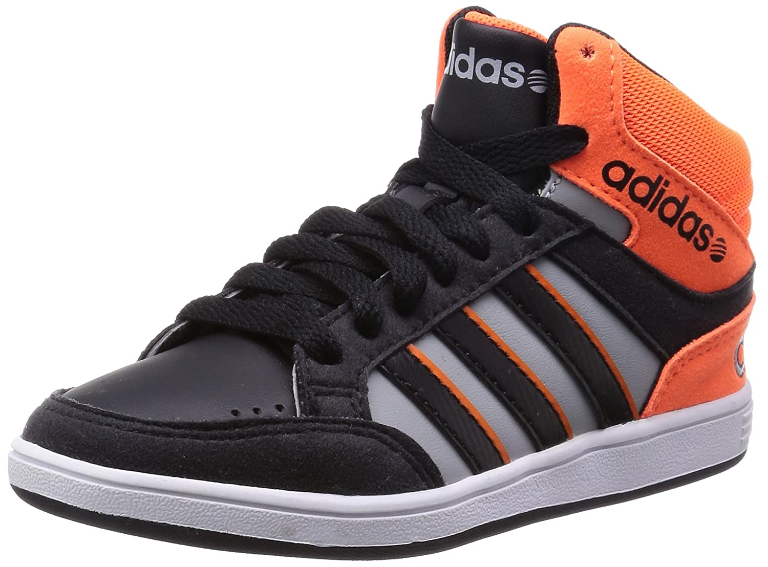 SCARPE ADIDAS HOOPS MID K TG 35 COD F98529 - 9B [US 3 UK 2.5 CM 21.5]: Amazon.it: Scarpe e borse