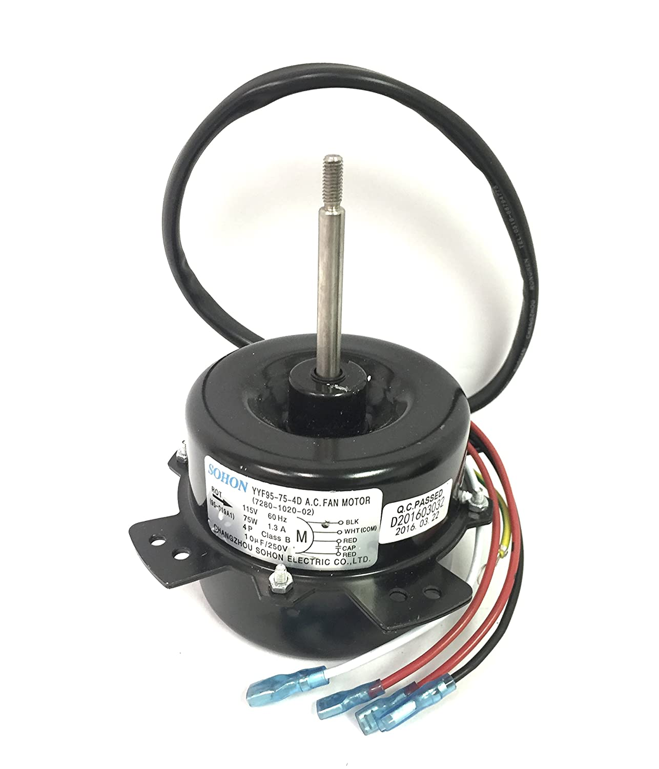 Atwood 15054 Fan Condenser Motor