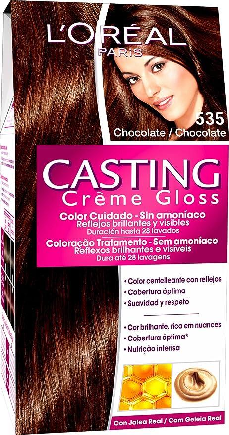LOreal Paris Casting Crème Gloss Coloración sin Amoniaco 535 ...
