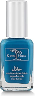 product image for Karma Halal Certified Nail Polish- Truly Breathable Cruelty Free and Vegan - Oxygen Permeable Wudu Friendly Nail Enamel (DARIYA)