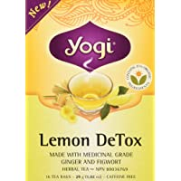 Yogi Tea Herbal Teas-Lemon Detox