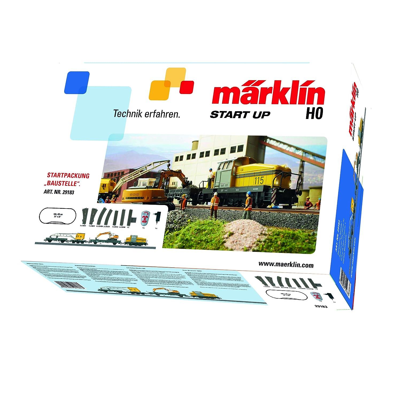 Märklin Starterset Start up 29183 Baustelle
