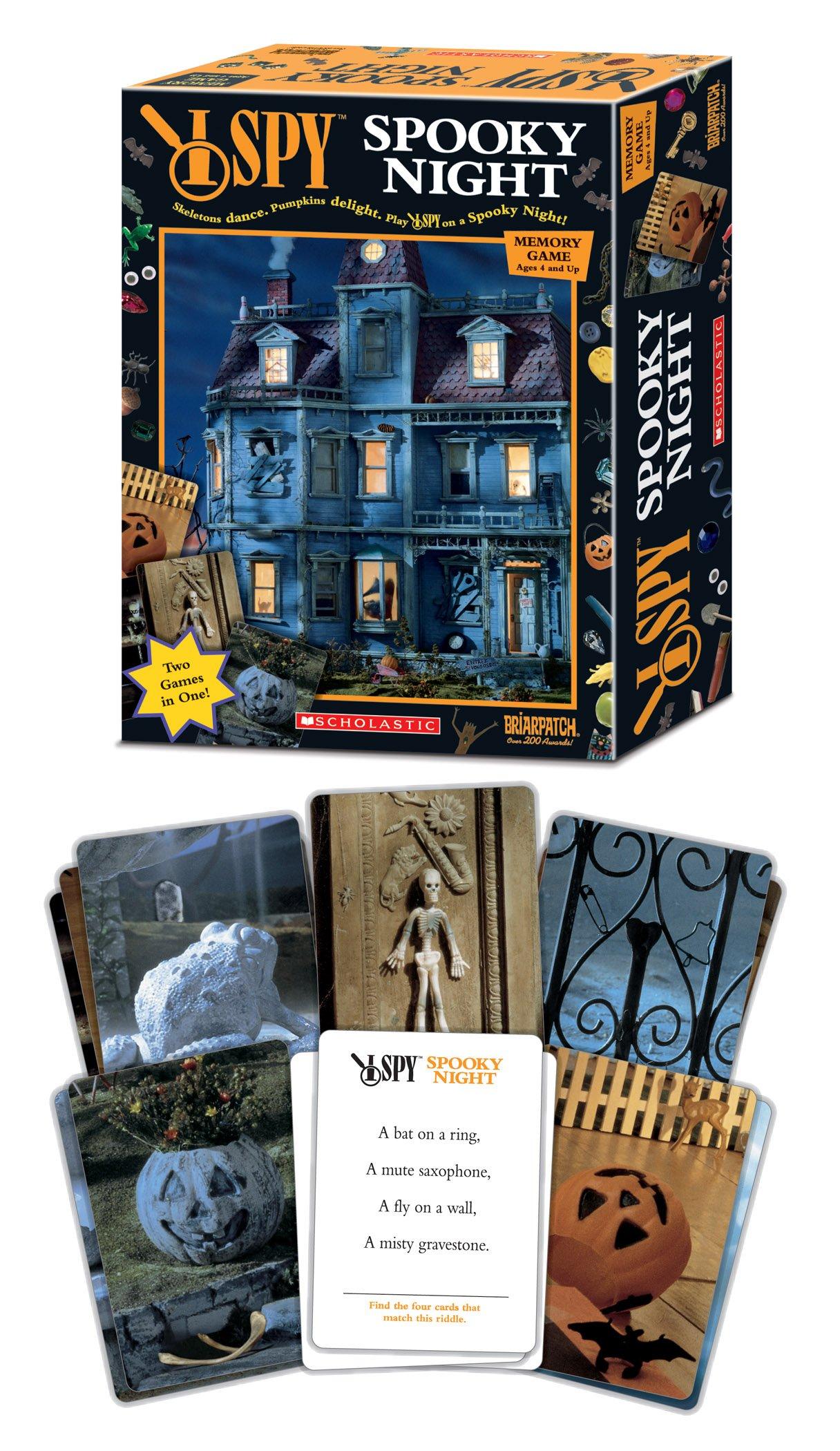 I Spy Spooky Night Game 2