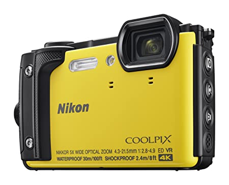 Nikon Coolpix W300 opinión