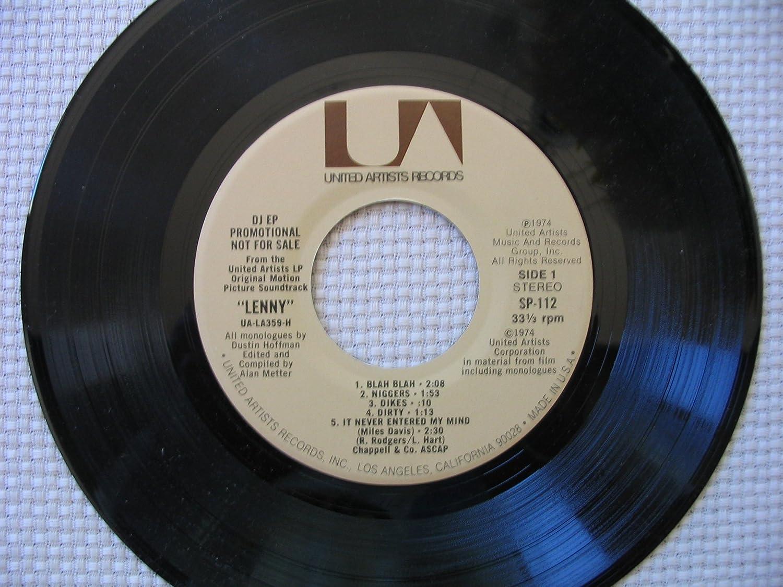 lenny 1974 soundtrack