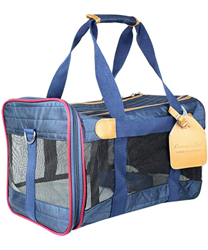 cdb5dc7e0b Parisian Pet Carrier Airline Approved - Soft-sided Crates - Pet Travel -  Underseat Carry
