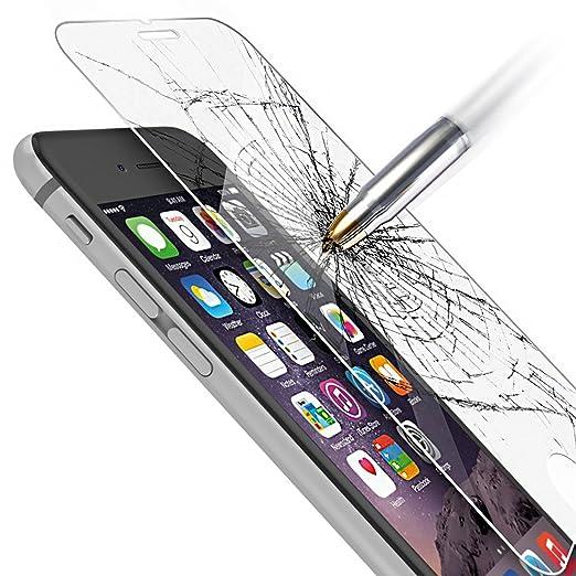 134 opinioni per iPhone 6s Pellicola Protettiva, Ukelove® 1-Pack iPhone 6/6s 4.7 Screen Protector