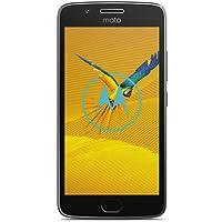 Motorola Moto G5 Smartphone (12,7 cm (5 Zoll), 3GB RAM/16GB, Android) Lunar-Grau [Exklusiv bei Amazon]
