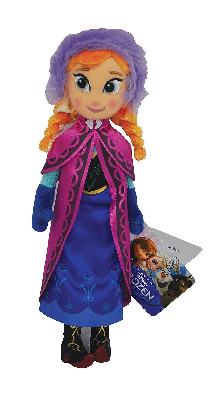 Grandi Giochi plh0173 Peluche Disney Frozen Anna 25 cm: Amazon.es: Juguetes y juegos