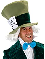 Elope Mad Hatter Kit Adult Costume Accessory Kit