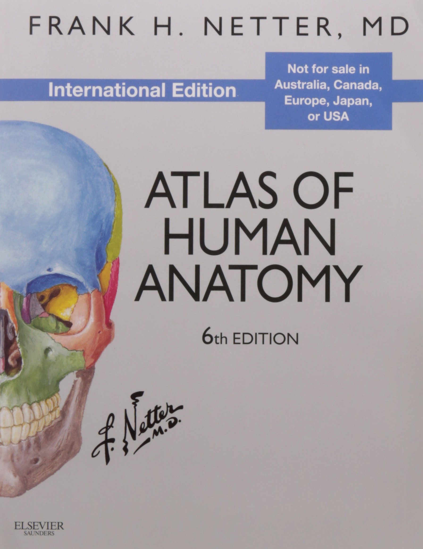 Buy Atlas of Human Anatomy (Old Edition) Book Online at Low Prices ...